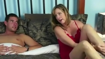 jodi european receives a raging pecker