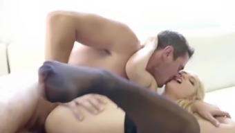 Worth Gonzo - Black Missy Alex Gray Gets Body hair Strained & Fucked