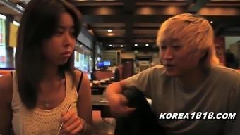 KOREA1818.COM - Attractive Korean Infant Outside