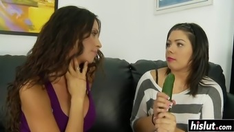 jewels lime and danica dillon feed cock