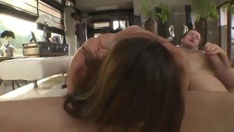 franceska jaimes needs a serious anal pounding while you are deepthroating a cock