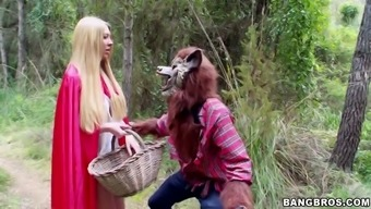 lexi lowe for being little red colored using hood saw great undesirable wolf