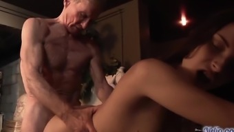 Youngster Fucked Old mankind penis seduced him swallowed his ejaculation