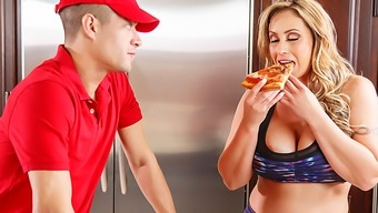 Brazzers – ZZ Pizza Occasion: Stage first