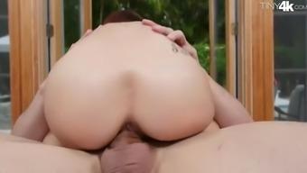 vannessa chandler tries huge cock of j mac