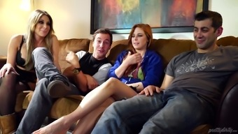 Penny Pax and her porn star acquaintances point out fucking
