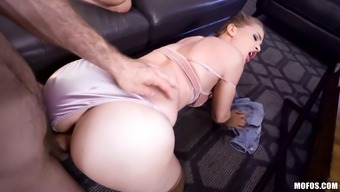 Sloan Harper bends over for a nasty fucking practical experience