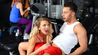 RK Major - Naughty Personal trainer