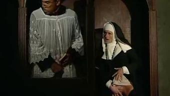 Sperm Having Nun