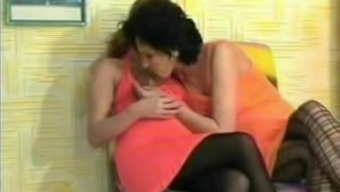 Gets pregnant lesbians fisting