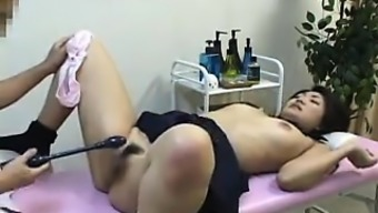 Distorted physician interests to get schoolgirls in his examination room
