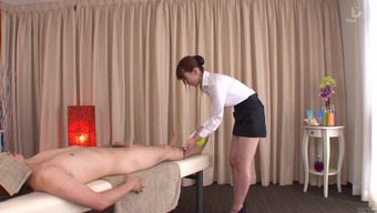 Subtitled old-fashioned Japanese limitless rubdown Yui Hatano
