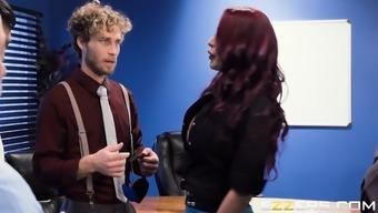 Monique Alexander In Crew Building Sexcercise