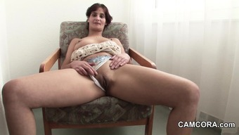 46yr old German Mother in first timers Porno Throwing