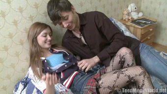 Skinny Usrr original honey Juliya C gets her restricted twat drilled with the use of piety