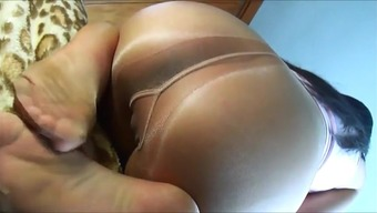 Super shut down of pantyhose gusset