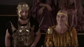 Roman Orgy At Caligulas Court