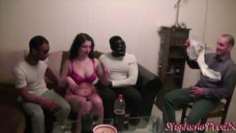 Lilou Sou affected person salope livree the same level of quality offspring mari a plusieurs blacks