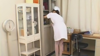 Best Asian Nurse BJ CIM