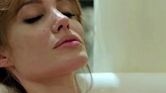 Angelina Jolie Bare in By the Sea