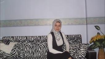 Turkish-arabic-asian hijapp mixed photography oyr best seven