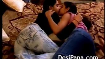 Strapon Chance Indian Babe Lesbian Porno