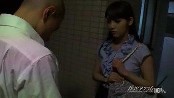 Naughty Sex Coach Rei Mizuna