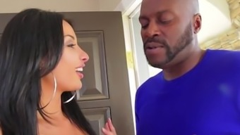 Anissa Kate Analed by Large Exemplary Junk