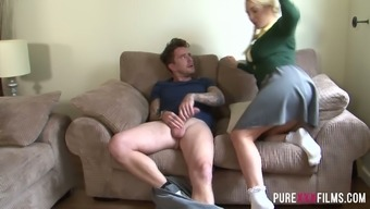 Slutty coed Victoria Summer months craves a tough tilt inside her every time
