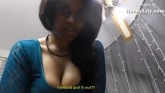 Southern united states Indian Tamil Maid fucking a virgin guy (The english language Subs)