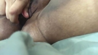 Ice cubes Cube In Hot Wet Indian Big beautiful woman Teen Clit