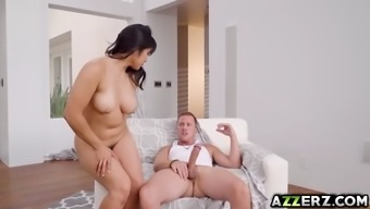 horny companion mia li receives a really hot sex with neighboring town