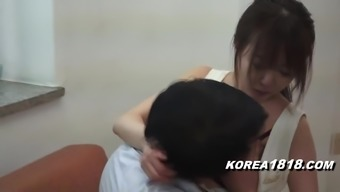 Korean porno HOT Fluent Chief Girl