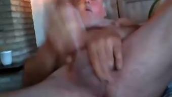grand father click and cum