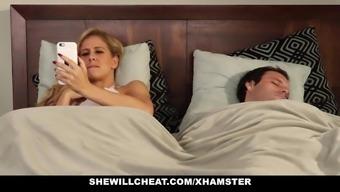 SheWillCheat - Slut Companion Detects First BBC On Social websites