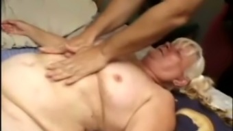 Bad fats brown granny Vicky Salas gets her ugly furry twat drilled very difficult