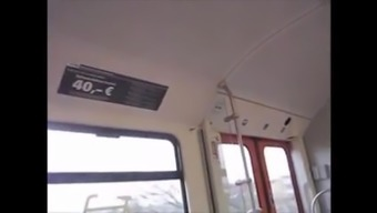Flashing Located on the Train
