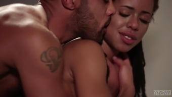 Kira Noir can be an ebony babe by using a excellent pickings craving to get shagged