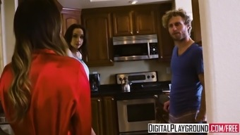 XXX Adult material video - My Wifes Warm Best friends Episode 3(three) Eva Lovia and