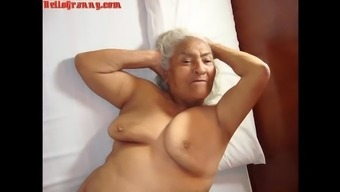 Hellogranny homemade latin granny photos slideshow