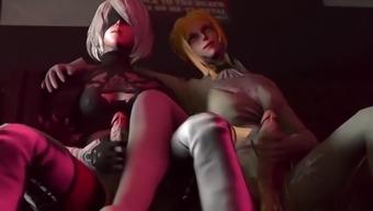 Futa 3d sex