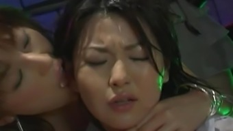 Uncensored Japanese people Erotic Craze Intercourse - Les Rave 2 or more (Pt three (3))