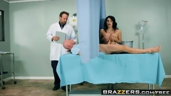 Brazzers - Medical professional Activities - A Clinician Has Ne