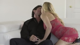 Superior wifey Cherie Deville and her foul GF are switching husbands