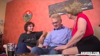 Two a language like german age slags sucking angle in threesome