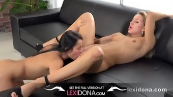 lexi dona - hot and perverted lesbian get whitney conroy