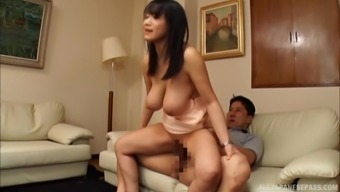 Tobacco heated Shibuya Kaho interests to actually cycle a penis whereas her titties reflect