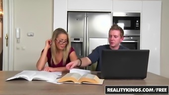 RealityKings - Undercover Sexual intercourse - Chad Rockwell Call Courtney