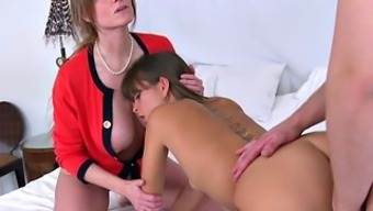 Young adult problems with the use of bj but milf helps