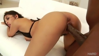 Astonishing good packed gal Sophia Leone ambitions about riding strong BBC